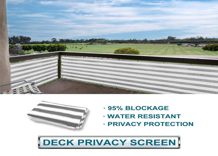 UV Protection Privacy Balcony Safety Net Up to 90% Blockage available